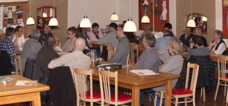 Jahreshauptversammlung der Leistungsgemeinschaft auf dem Heinrichshof