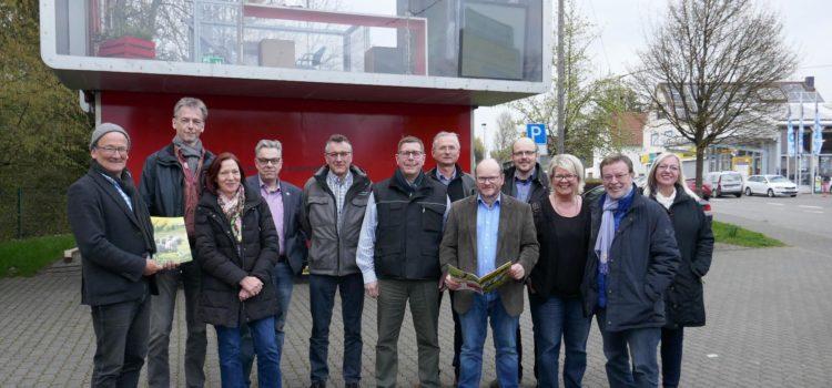 2. Weyerbuscher Wirtschaftsgespräch zusammen mit der Leistungsgemeinschaft Region Flammersfeld